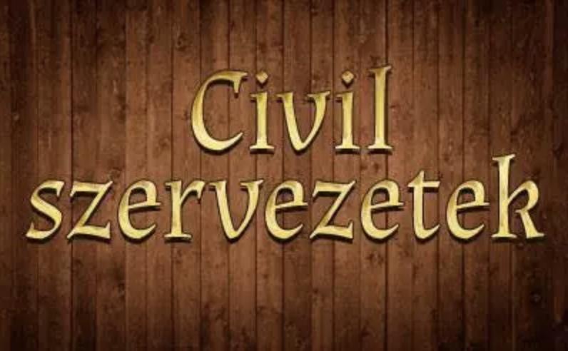 Adója 1%-nak felajánlásával segítse a csongrádi civil szervezeteket