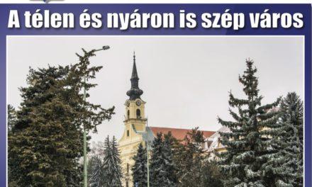 Megtekinthető a Csongrádi Hírek legújabb, január 19-én megjelenő (171.) száma