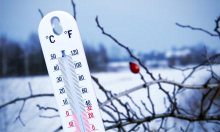 Figyelem: A rendkívüli hideg időjárásra tekintettel