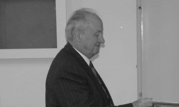 Szurgent János Tanár Úr emlékezetére