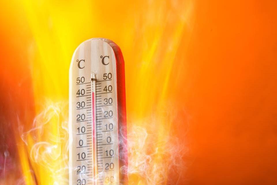 Másodfokú hőségriasztás
