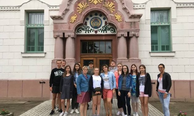 Csongrád- Bełchatów testvérvárosi fiataljainak találkozója 2018. július 8-13.