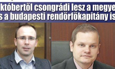Megtekinthető a Csongrádi Hírek legújabb, szeptember 28-án megjelenő (188.) száma