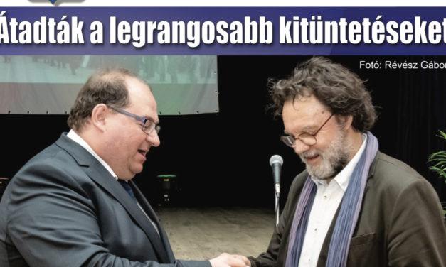 Megtekinthető a Csongrádi Hírek legújabb, október 26-án megjelenő (190.) száma
