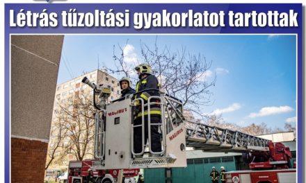 Megtekinthető a Csongrádi Hírek legújabb, március 29-én megjelenő (201.) száma