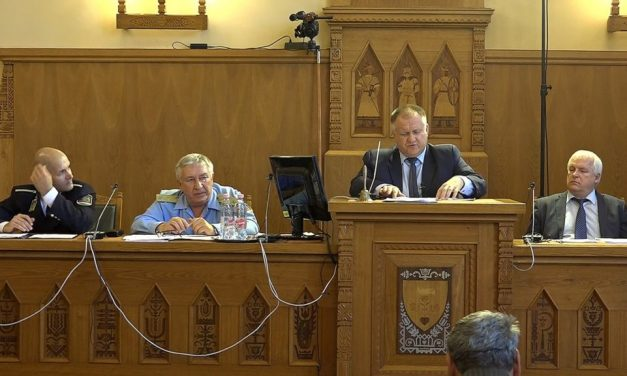 Önkormányzati testületi ülés Csongrádon – 2019.04.25.
