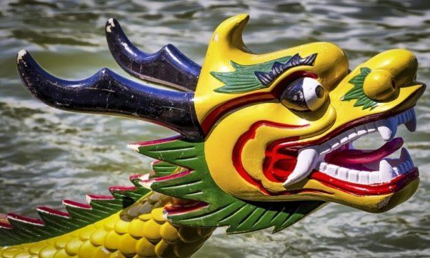 IX. Sárkányos Pünkösdi sárkányhajó verseny