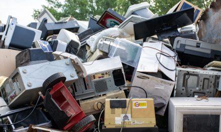 Lakossági elektronikai hulladékgyűjtés Csongrádon