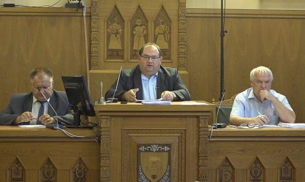 Önkormányzati testületi ülés Csongrádon – 2019.08.29.