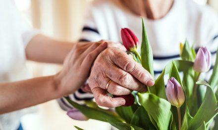 Idősek köszöntése