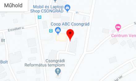 Csongrád, Szentháromság tér 16. III/13. szám alatti helyreállításra szoruló megüresedett szociális bérlakás bérbeadása