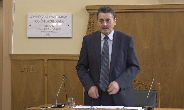 Önkormányzati testületi ülés Csongrádon – 2020.01.22.