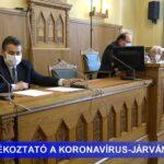 Bedő Tamás polgármester tájékoztatója a koronavírusról – 2020.03.26.