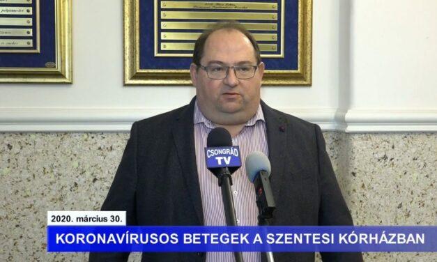 Bedő Tamás polgármester tájékoztatója a koronavírussal kapcsolatban – 2020.03.30.