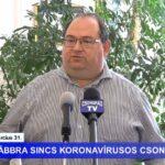 Bedő Tamás polgármester tájékoztatója a koronavírusról – 2020.03.31.