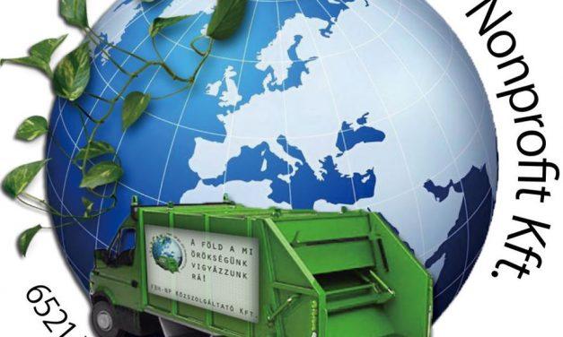 Csongrád 2020. évi hulladékgyűjtés rendje