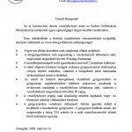 Egészségügyi tárgyú korábbi rendeletek módosítása
