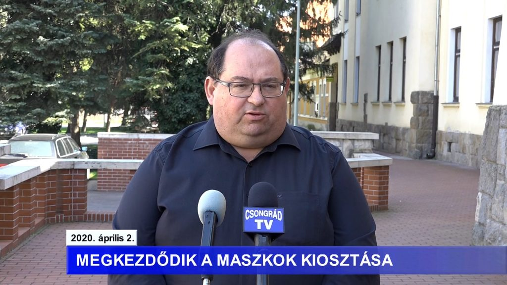 Bedő Tamás polgármester tájékoztatója a koronavírusról – 2020.04.02.
