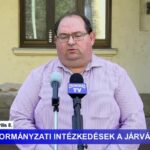 Bedő Tamás polgármester tájékoztatója a koronavírusról – 2020.04.08.