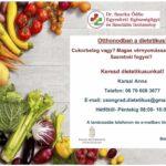 Otthoni dietetikai szolgáltatás