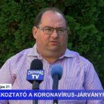 Bedő Tamás polgármester tájékoztatója a koronavírusról – 2020.05.21.