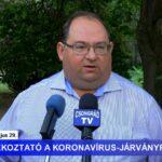 Bedő Tamás polgármester tájékoztatója a koronavírusról – 2020.05.29.