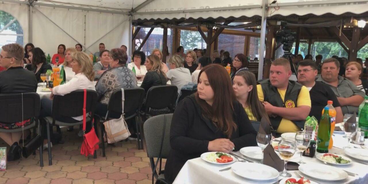 A szociális dolgozókat köszöntötték Csongrádon