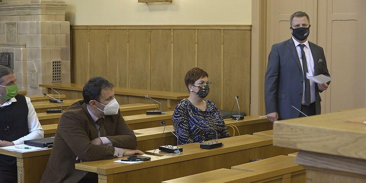 Önkormányzati testületi ülés Csongrádon – 2020.10.29.