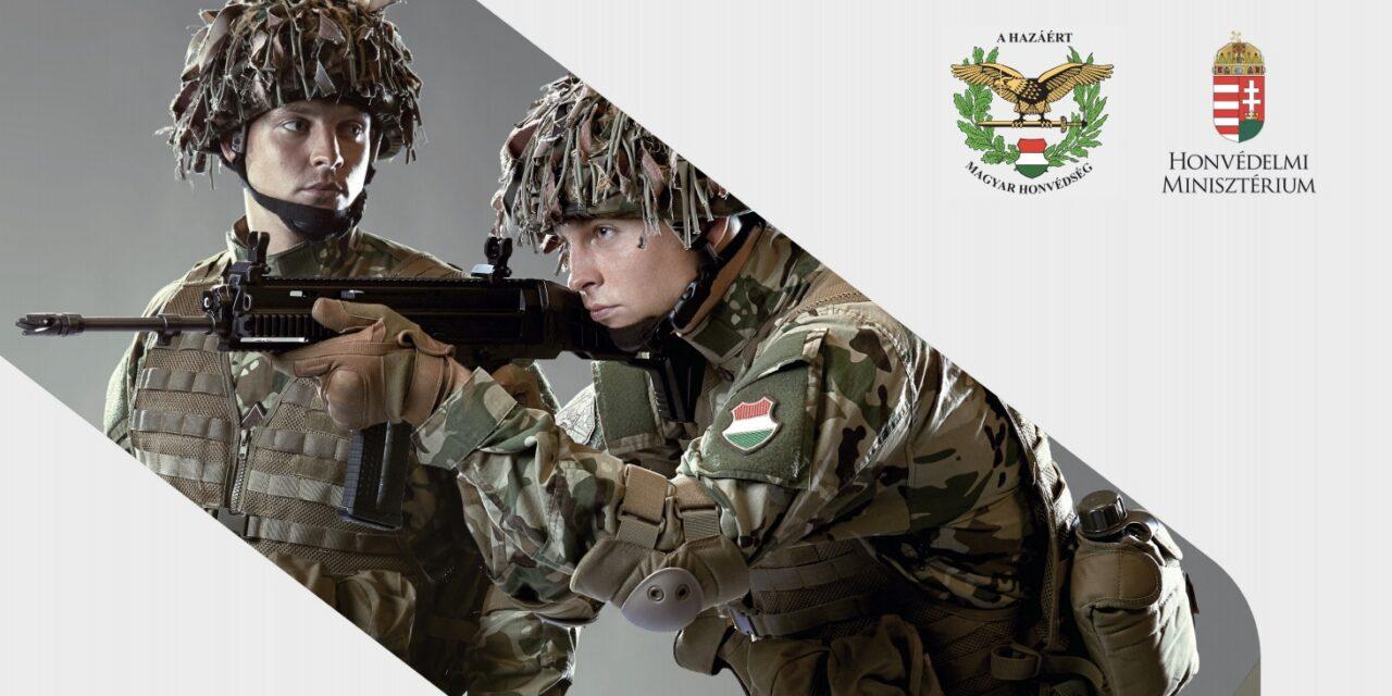 Speciális önkéntes területvédelmi tartalékos katonai szolgálat