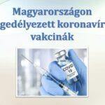 EFI lakossági tájékoztató – Magyarországon engedélyezett koronavírus vakcinák