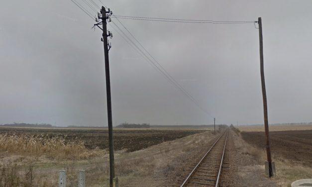 Tájékoztatás 147 sz. vasútvonal Kiskunfélegyháza – Gátér 184+15 szelvényben lévő útátjáró karbantartási munkáiról
