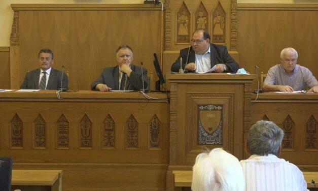 Önkormányzati testületi ülés Csongrádon – 2021.06.23.