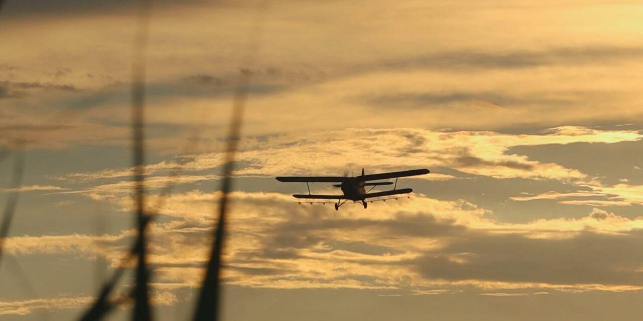 Két további légi szúnyoggyérítés