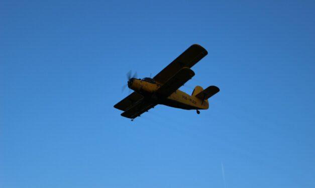 Légi kémiai szúnyoggyérítés június 15-én